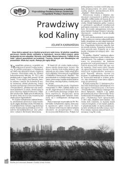 ŚLąsk 12. 2016 Kalina-1
